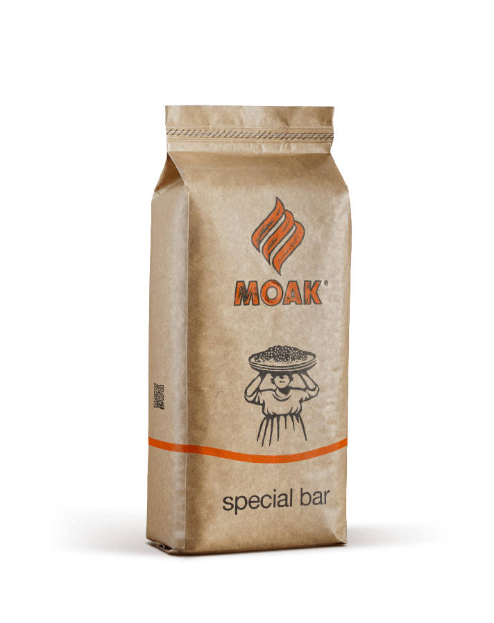 Moak colonial blend special bar