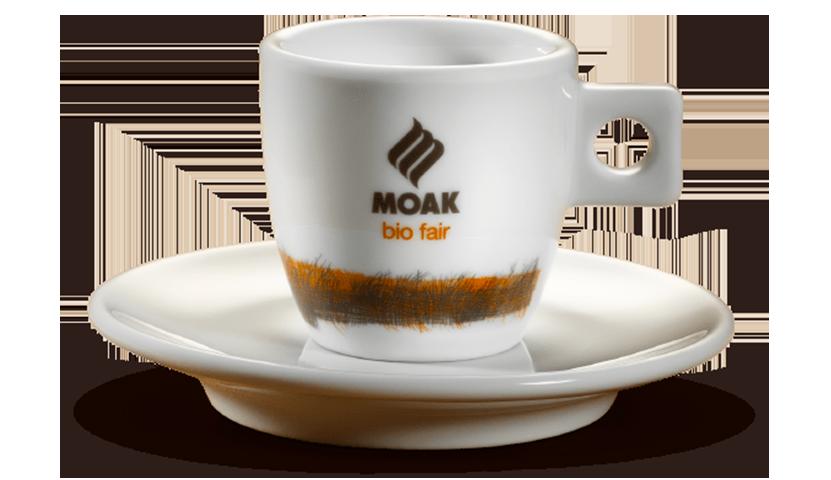 moak tazzina espresso bio fair