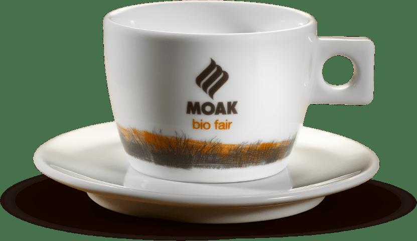 moak tazzina cappuccino bio fair