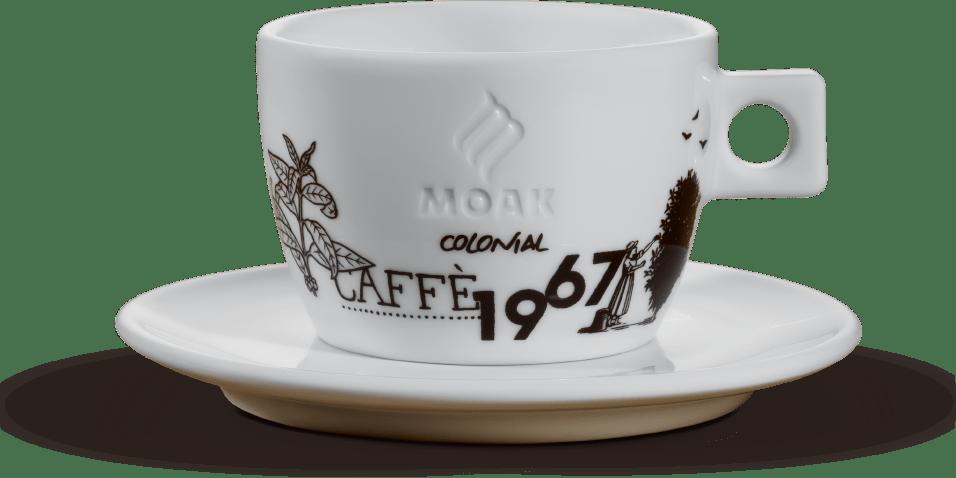 moak tazza cappuccino