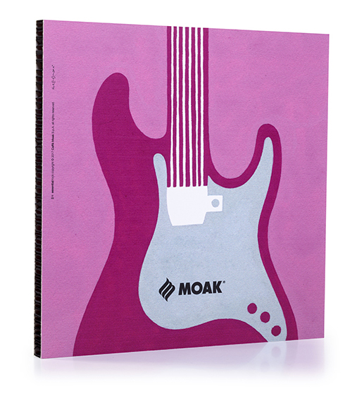 Moak essential pannello rock
